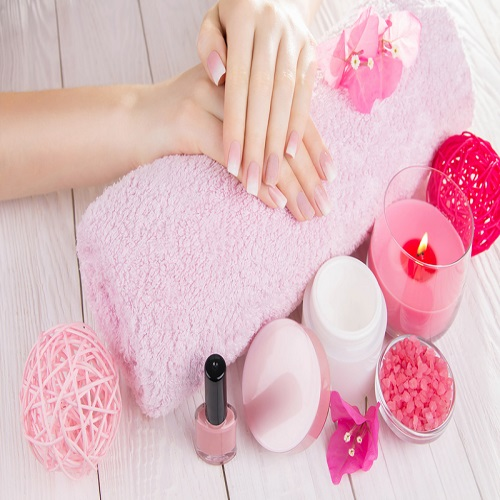 Gel Manicure & Spa